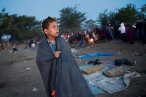 Calais, Gran Bretagna, bambini, profughi, siriani