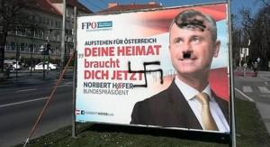 Norbert Hofer, Austria, Partito della libertà, estrema destra