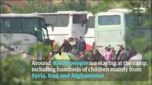 Idomeni, profughi, Grecia