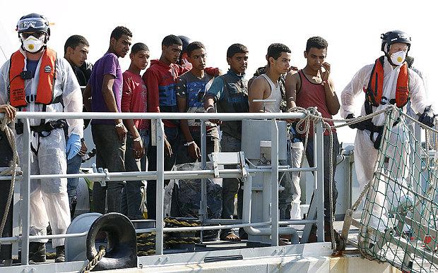 migranti hotspot