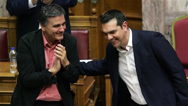 Tsakalotos Tsipras