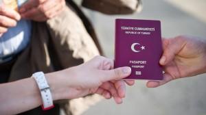 Passaporto Turchia