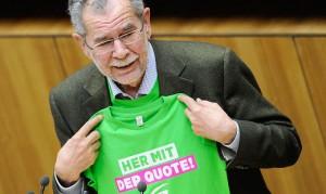 Austria, elezioni presidenziali van del bellen francia germania