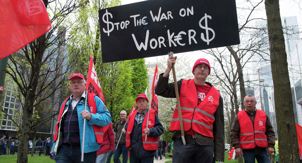 diritti lavoratori ttip