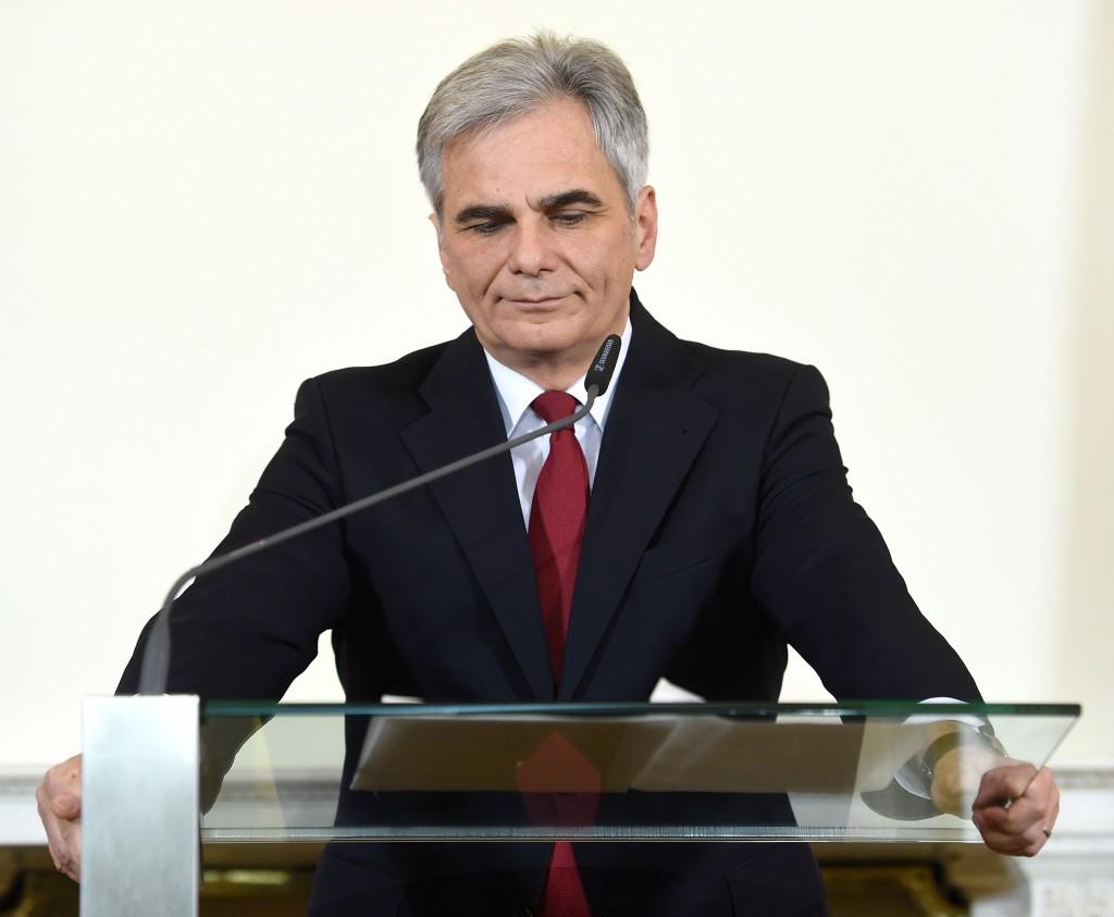 Austria cancelliere dimissioni brennero immigrazione presidenziali Spo