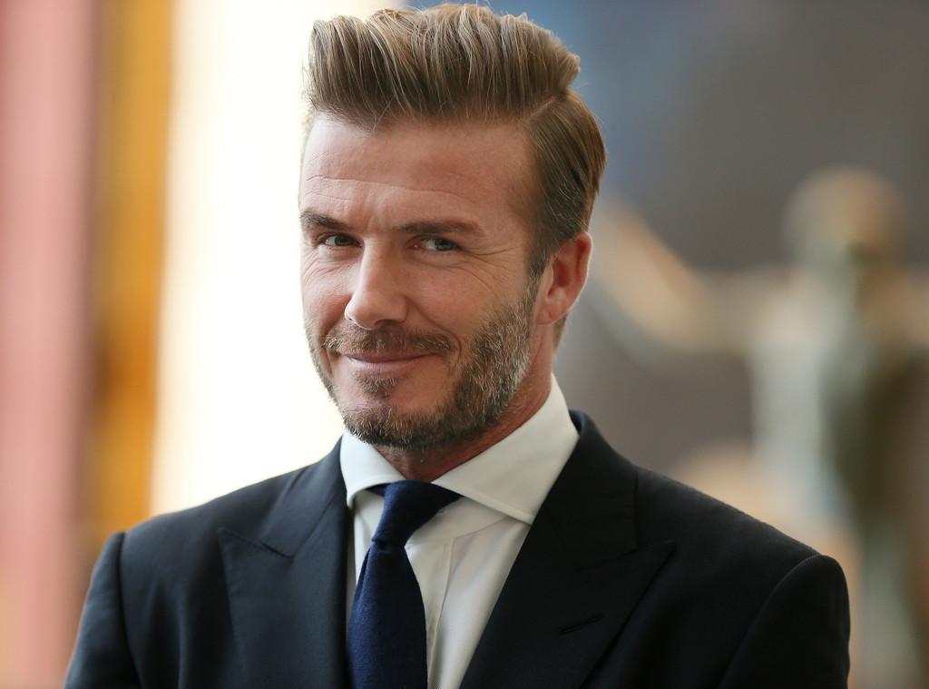 Beckham contro brexit affrontare i problemi insieme - Coupe david beckham ...