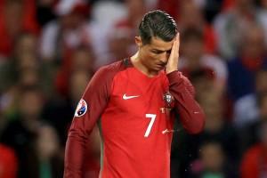 Francia 2016, DOnald Tusk, Cristiano Ronaldo, Portogallo