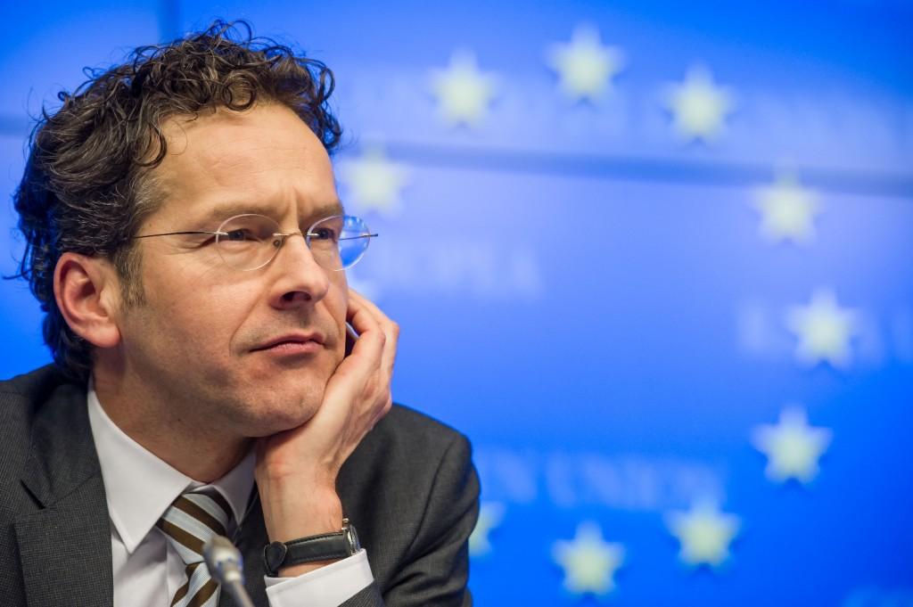 Jeroen Dijsselbloem, presidente olandese dell'Eurogruppo