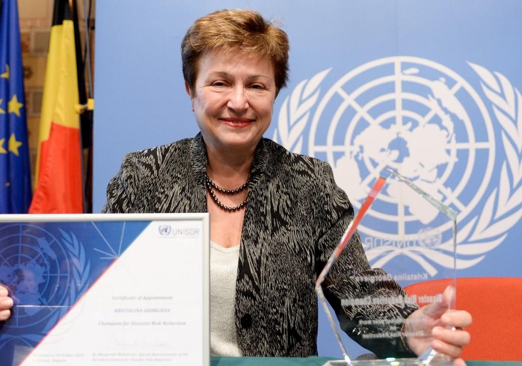Banca Mondiale, Kristalina Georgieva