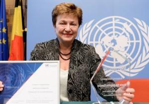 Onu, Segretario Generale, Bulgaria ,Kristalina Georgieva