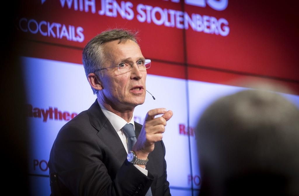 Jens Stoltenberg Nato Brexit