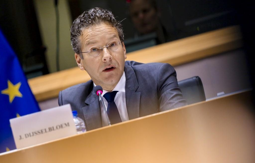 Jeroen Dijsselbloem - © European Union 2016 - Source : EP