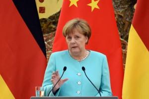 Brexit Merkel Cina referendum Germania