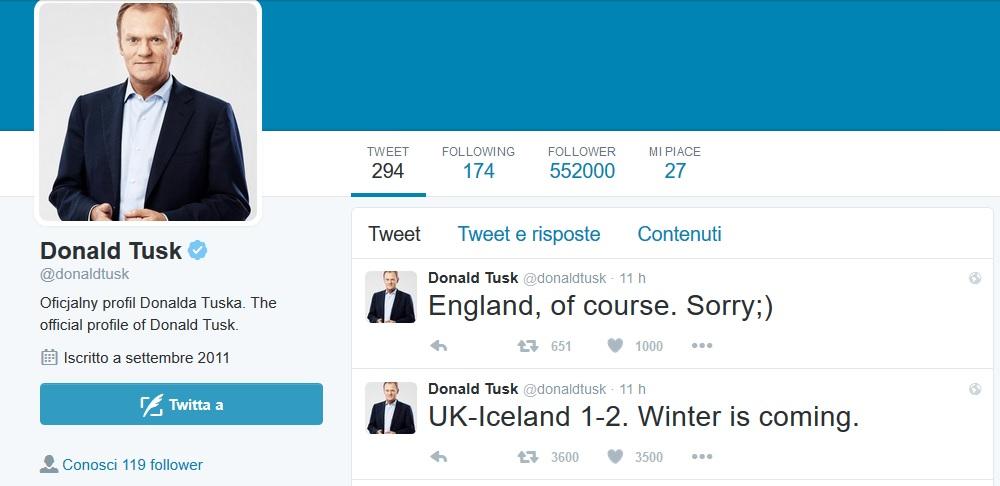 Tusk, consiglio europeo, brexit, islanda, inghilterra