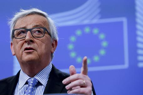 EU Commission President Juncker yearly presser