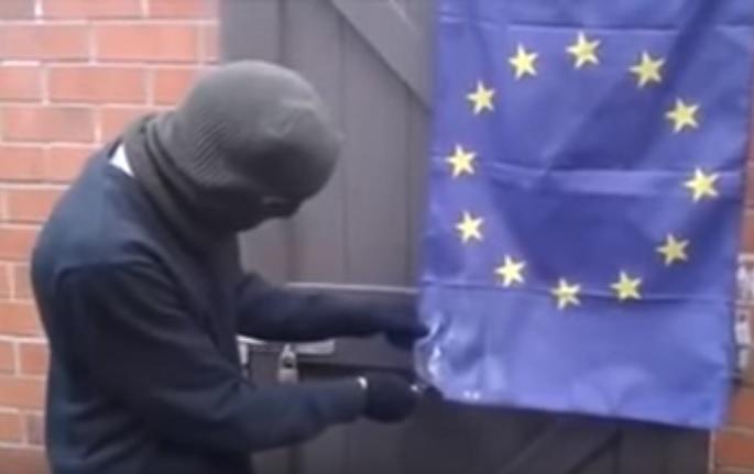 bandiera ue brexit