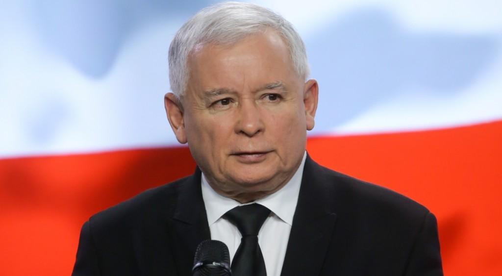 Jarosław Kaczyński, presidente del partito Diritto e Giustizia