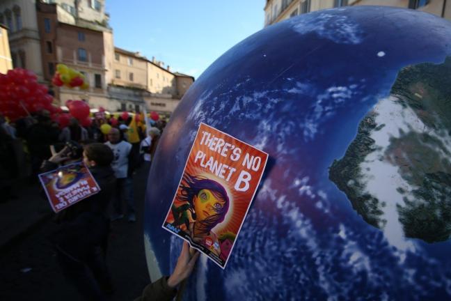 clima, ambiente, cop21, accordo di Parigi,