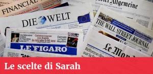 Le scelte di Sarah