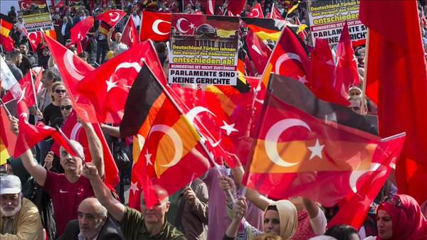 turchia proteste