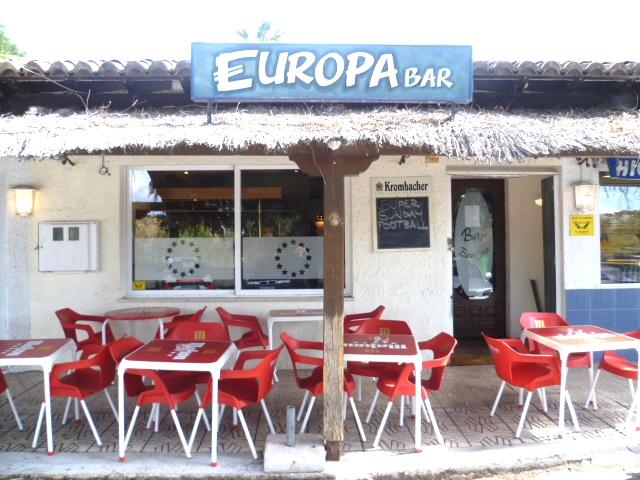 euroscettici bar europa
