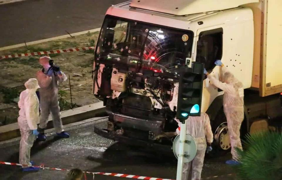 Nizza terrorismo, Lombardi, metodi