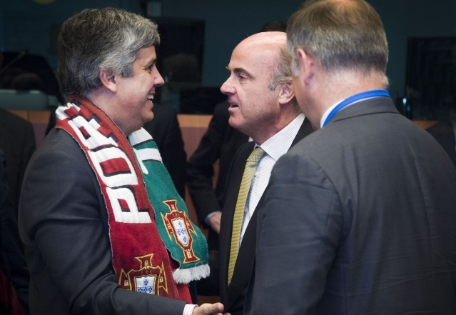 Spagna Portogallo Eurogruppo