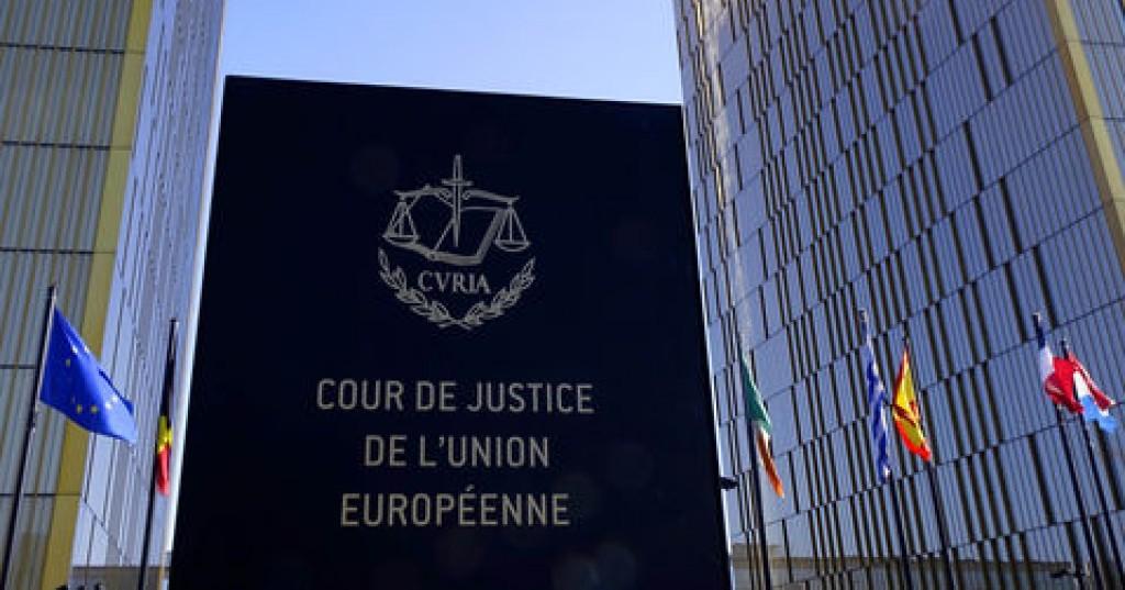 Corte giustizia Ue