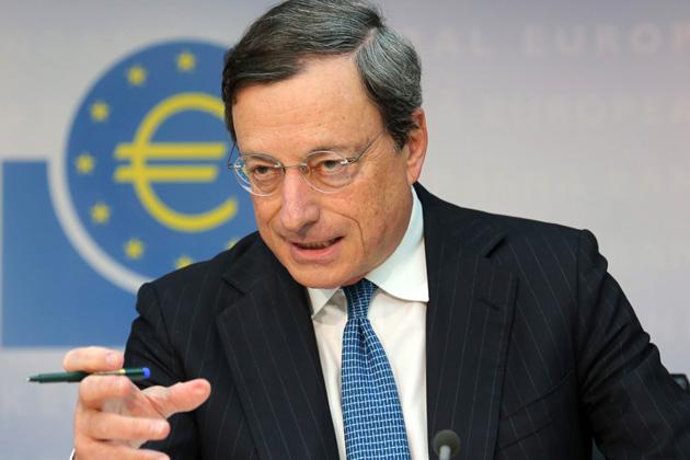 Draghi Bce Slovenia