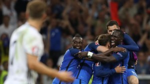 Francia Germania EURO2016