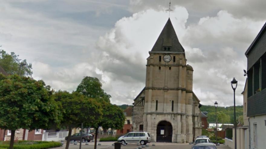 chiesa Saint-Etienne-du-Rouvray
