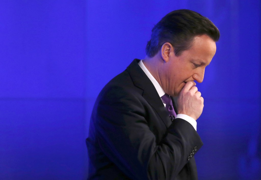 David Cameron ha parlato per l'ultima volta alla House of Commons da Primo ministro britannico il 13 luglio