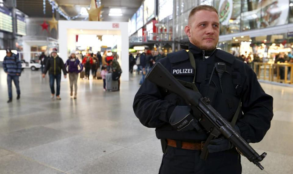 Germania terrorismo