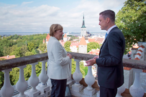 Merkel Estonia