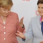 Merkel Visegrad