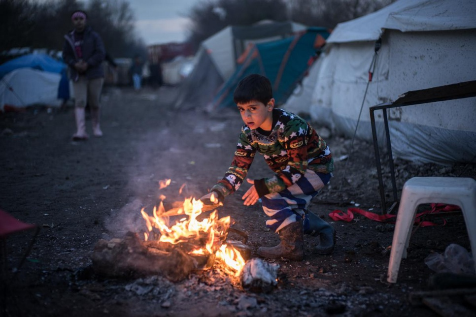 Bambini Calais