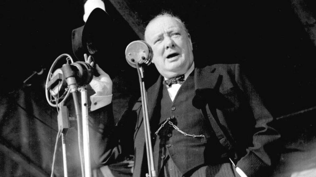 Churchill Stati Uniti d'Europa