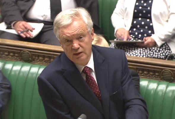 Brexit, Davis, negoziati