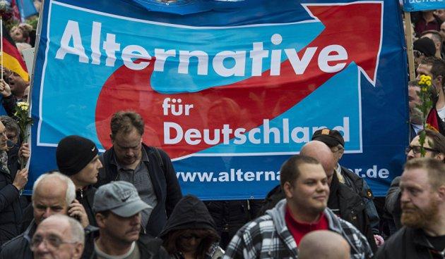 GERMANIA-MANIFESTAZIONE-AFD