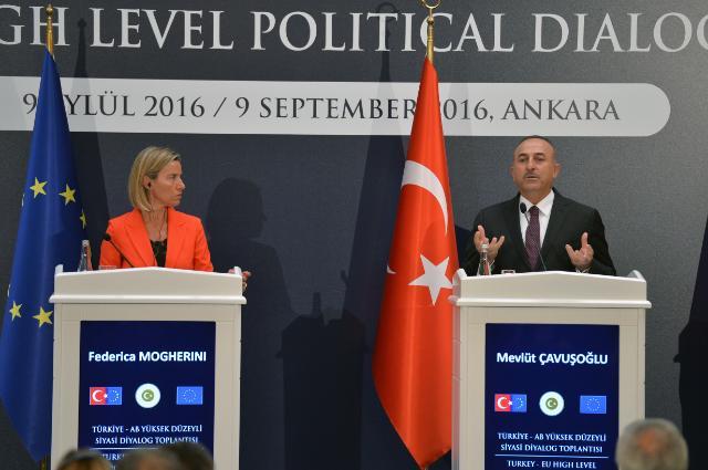 Mogherini Turchia