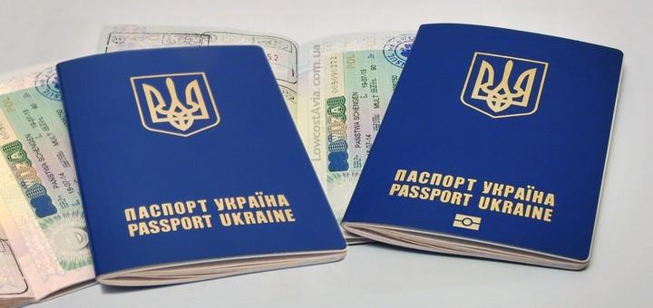 Ucraina visti passaporto