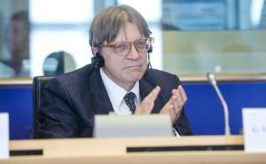 Guy Verhofstadt - © European Union 2016 - Source : EP