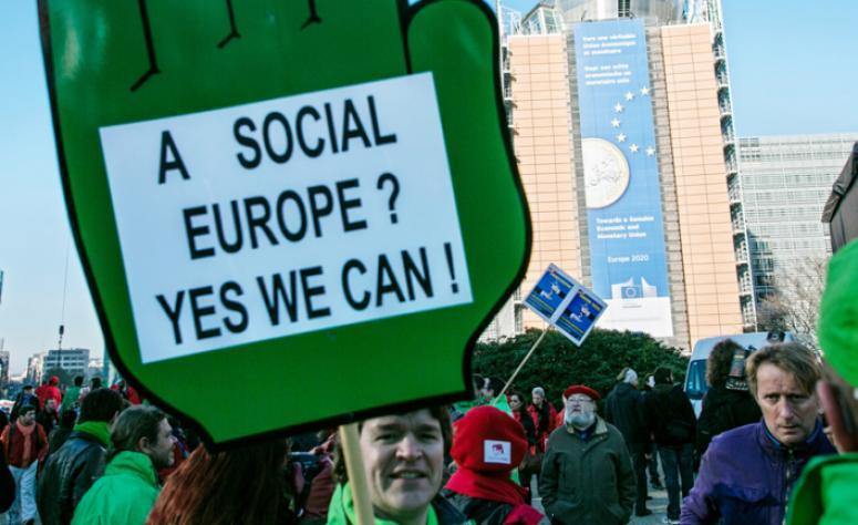 """Al Parlamento Ue nasce il Progressive Caucus per """"la sinistra del futuro"""""""