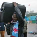 Calais smantellamento