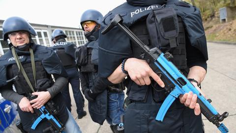 Germania polizia