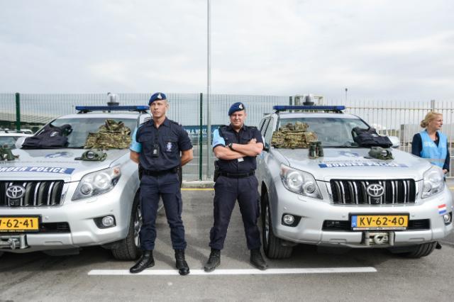 Inaugurata al confine tra Bulgaria e Turchia la nuova Guardia frontiera Ue