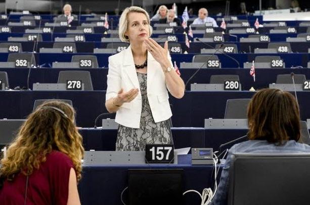 Helga Stevens - © European Union EP