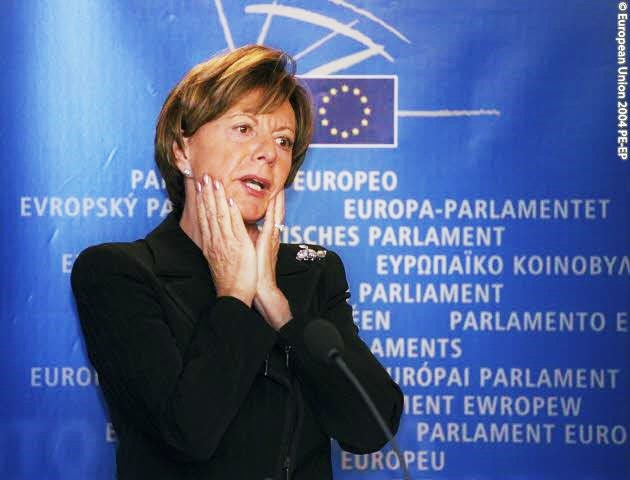 Kroes Parlamento europeo