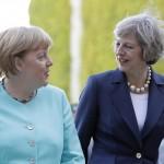 Siria, Russia, Merkel, May, euco