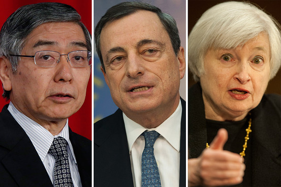 banchieri centrali